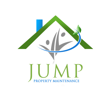 Logo Design by Crystal Desizns - Entry No. 41 in the Logo Design Contest Creative Logo Design for Jump Property Maintenance.