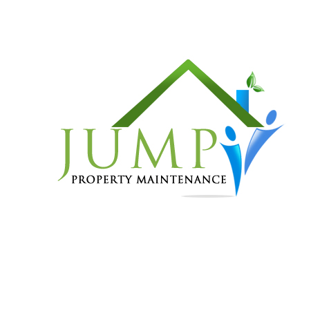 Logo Design by Crystal Desizns - Entry No. 42 in the Logo Design Contest Creative Logo Design for Jump Property Maintenance.