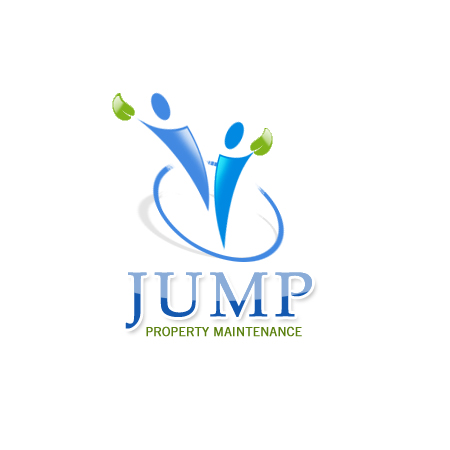 Logo Design by Crystal Desizns - Entry No. 43 in the Logo Design Contest Creative Logo Design for Jump Property Maintenance.