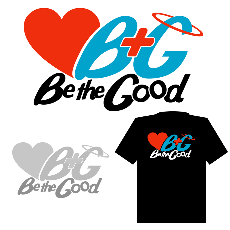 Logo Design by Robert Turla - Entry No. 74 in the Logo Design Contest New Logo Design for Be the Good.