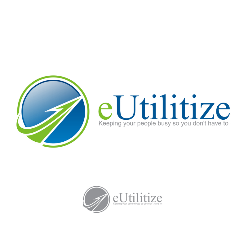 Logo Design by LukeConcept - Entry No. 73 in the Logo Design Contest eUtilize.