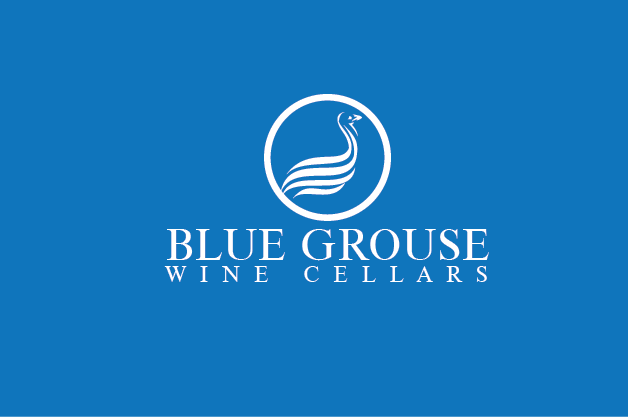 Logo Design by Private User - Entry No. 212 in the Logo Design Contest Creative Logo Design for Blue Grouse Wine Cellars.