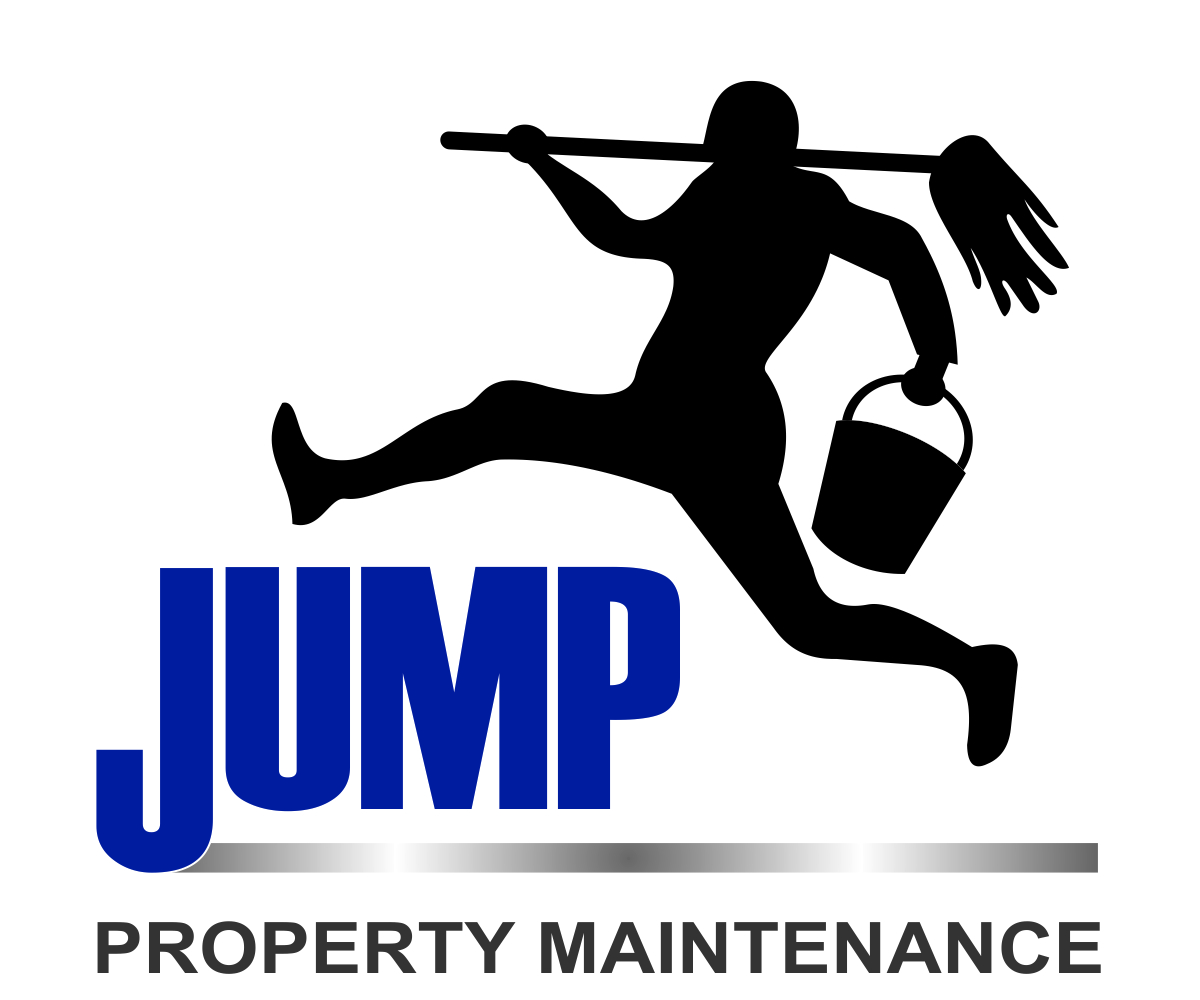 Logo Design by franz - Entry No. 46 in the Logo Design Contest Creative Logo Design for Jump Property Maintenance.