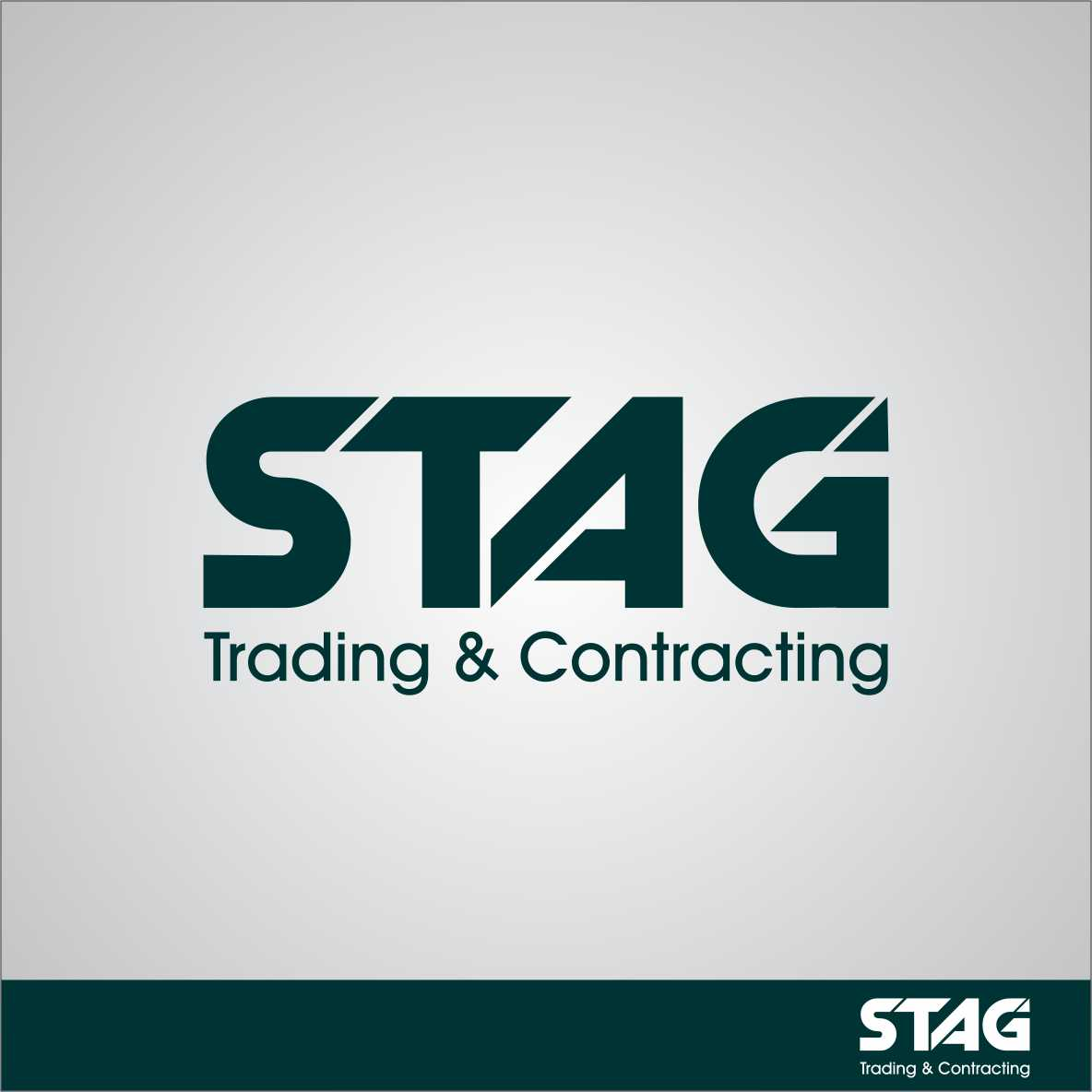Logo Design by arteo_design - Entry No. 55 in the Logo Design Contest Captivating Logo Design for STAG Trading & Contracting.