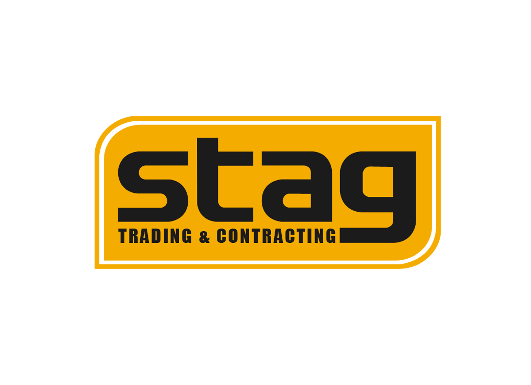 Logo Design by omARTist - Entry No. 58 in the Logo Design Contest Captivating Logo Design for STAG Trading & Contracting.