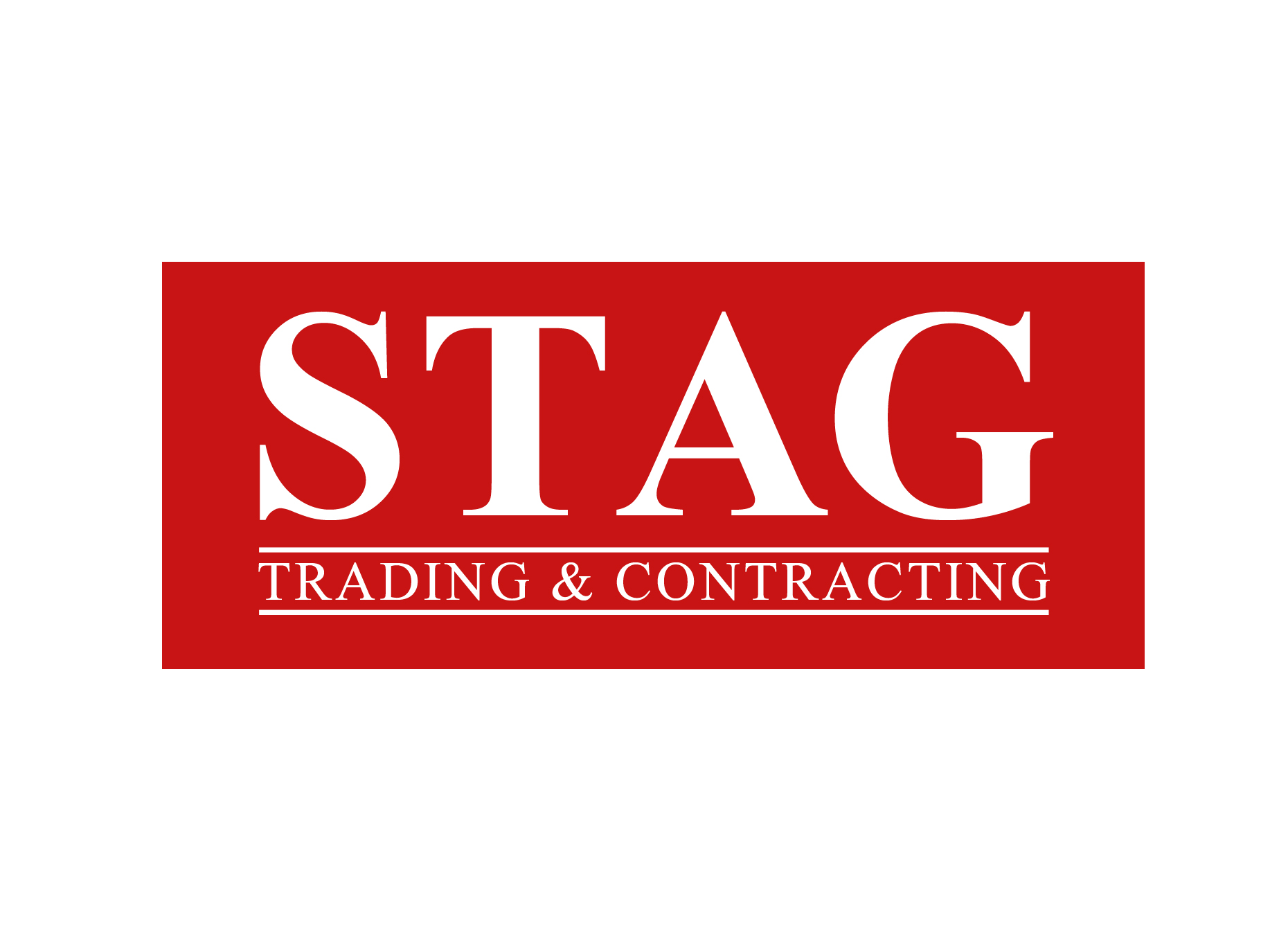Logo Design by omARTist - Entry No. 60 in the Logo Design Contest Captivating Logo Design for STAG Trading & Contracting.