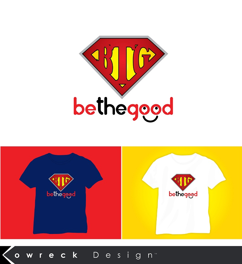 Logo Design by kowreck - Entry No. 83 in the Logo Design Contest New Logo Design for Be the Good.