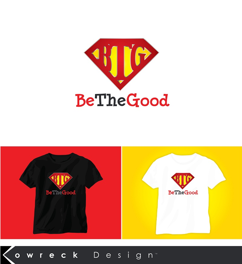 Logo Design by kowreck - Entry No. 84 in the Logo Design Contest New Logo Design for Be the Good.