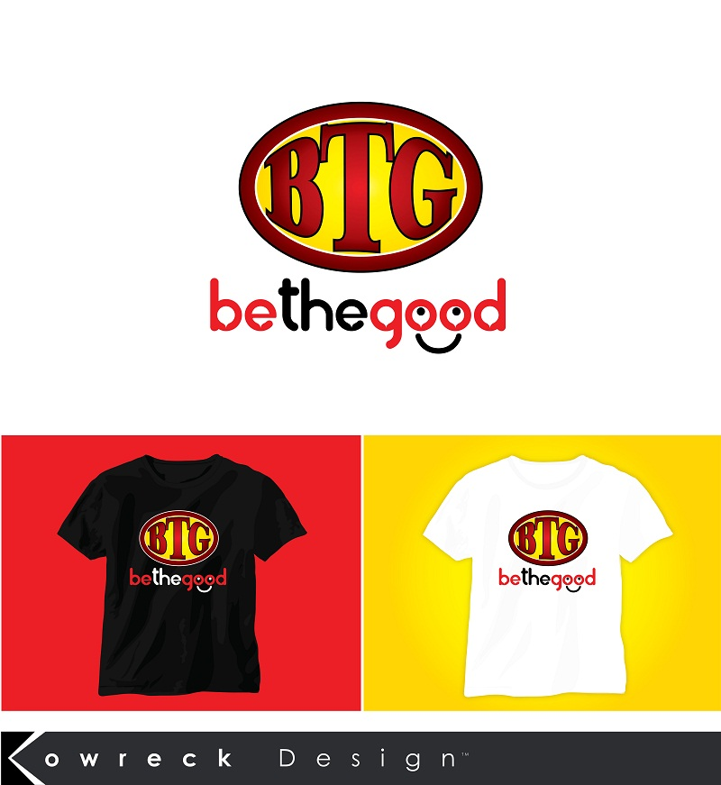 Logo Design by kowreck - Entry No. 85 in the Logo Design Contest New Logo Design for Be the Good.
