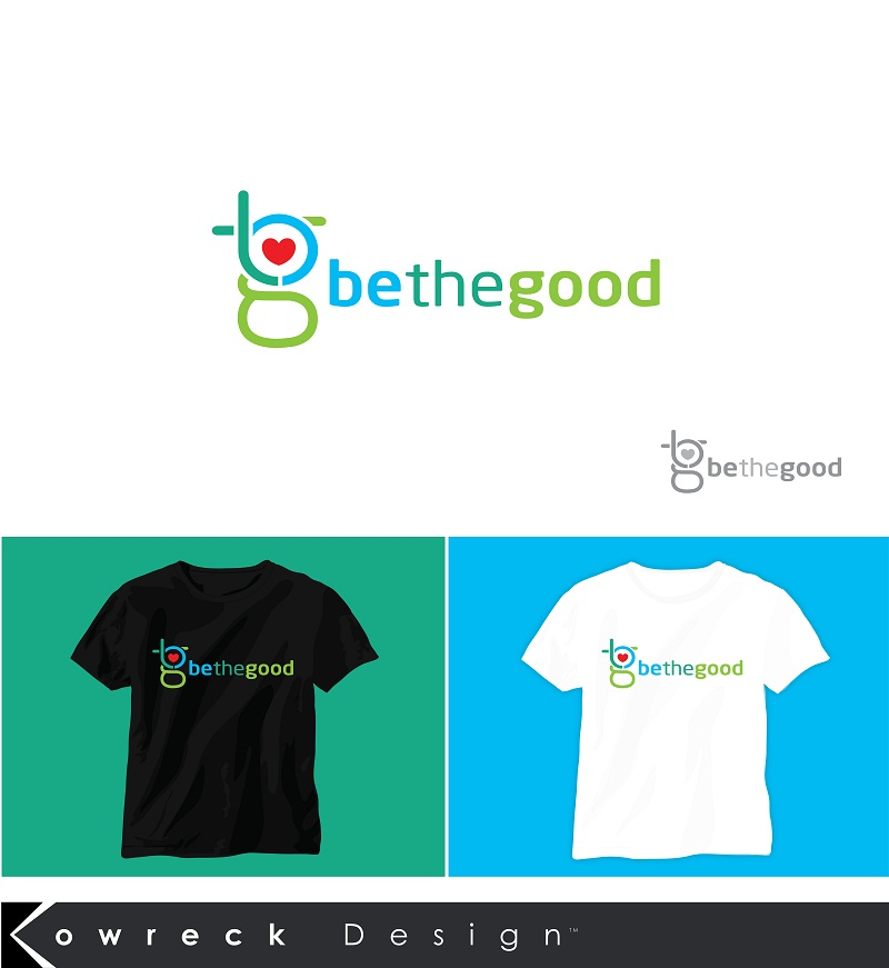 Logo Design by kowreck - Entry No. 87 in the Logo Design Contest New Logo Design for Be the Good.