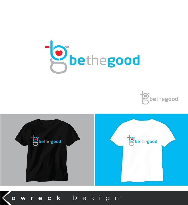 Logo Design by kowreck - Entry No. 88 in the Logo Design Contest New Logo Design for Be the Good.