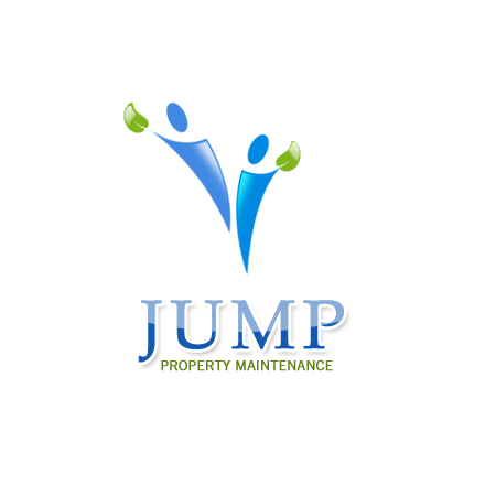 Logo Design by Crystal Desizns - Entry No. 54 in the Logo Design Contest Creative Logo Design for Jump Property Maintenance.