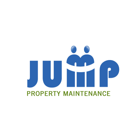 Logo Design by Crystal Desizns - Entry No. 56 in the Logo Design Contest Creative Logo Design for Jump Property Maintenance.