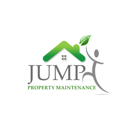 Logo Design by Crystal Desizns - Entry No. 59 in the Logo Design Contest Creative Logo Design for Jump Property Maintenance.