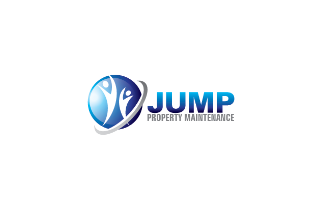Logo Design by Private User - Entry No. 60 in the Logo Design Contest Creative Logo Design for Jump Property Maintenance.