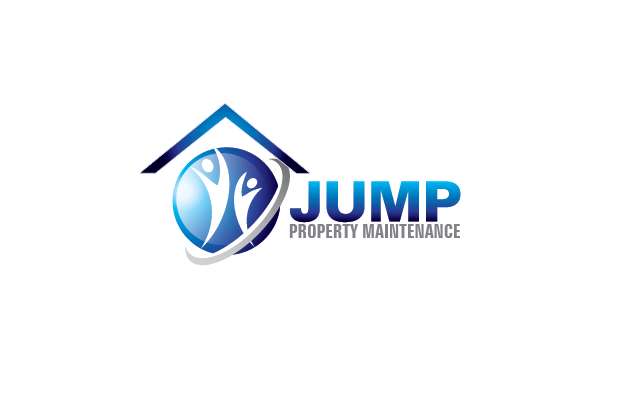 Logo Design by Private User - Entry No. 61 in the Logo Design Contest Creative Logo Design for Jump Property Maintenance.