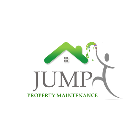 Logo Design by Crystal Desizns - Entry No. 63 in the Logo Design Contest Creative Logo Design for Jump Property Maintenance.