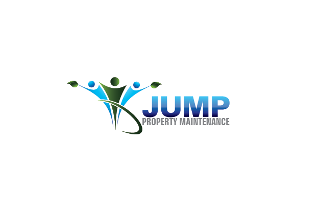 Logo Design by Private User - Entry No. 64 in the Logo Design Contest Creative Logo Design for Jump Property Maintenance.