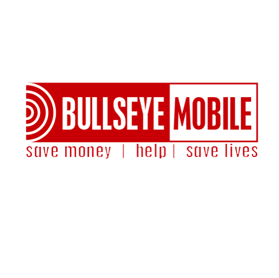 Logo Design by limix - Entry No. 125 in the Logo Design Contest Bullseye Mobile.