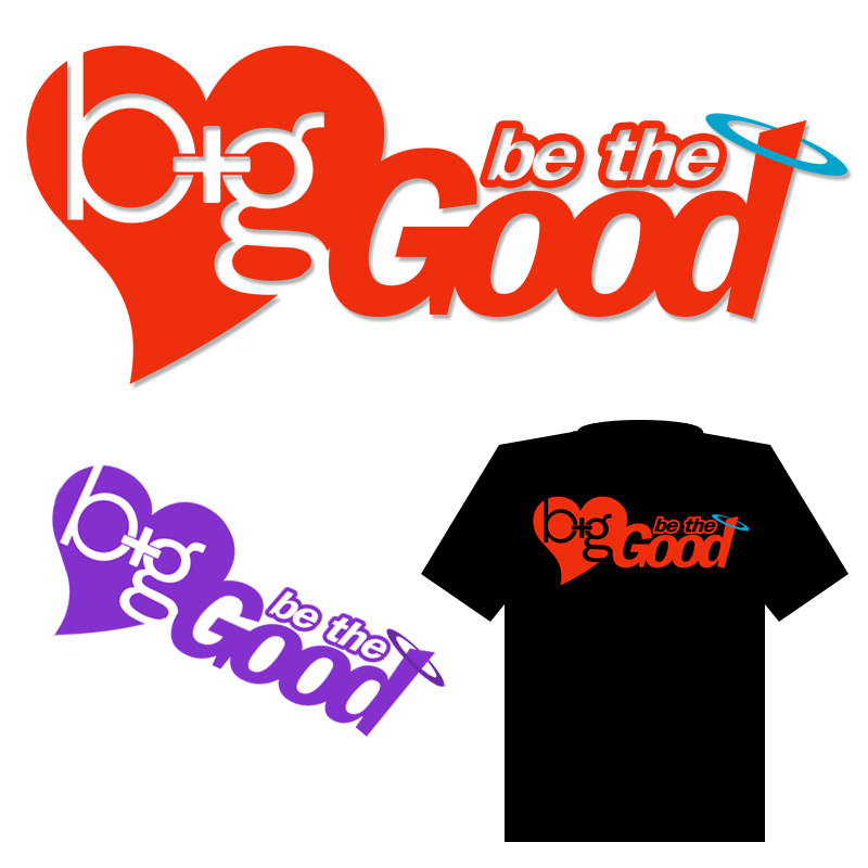 Logo Design by Private User - Entry No. 92 in the Logo Design Contest New Logo Design for Be the Good.
