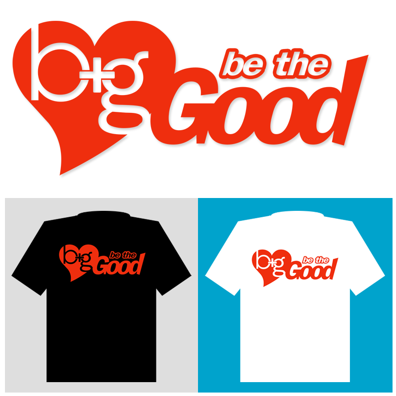 Logo Design by Private User - Entry No. 93 in the Logo Design Contest New Logo Design for Be the Good.