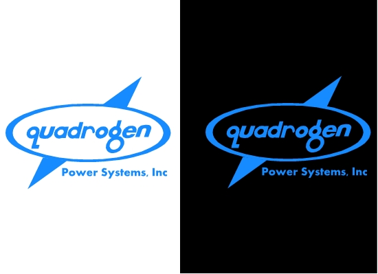 Logo Design by Ismail Adhi Wibowo - Entry No. 7 in the Logo Design Contest New Logo Design for Quadrogen Power Systems, Inc.