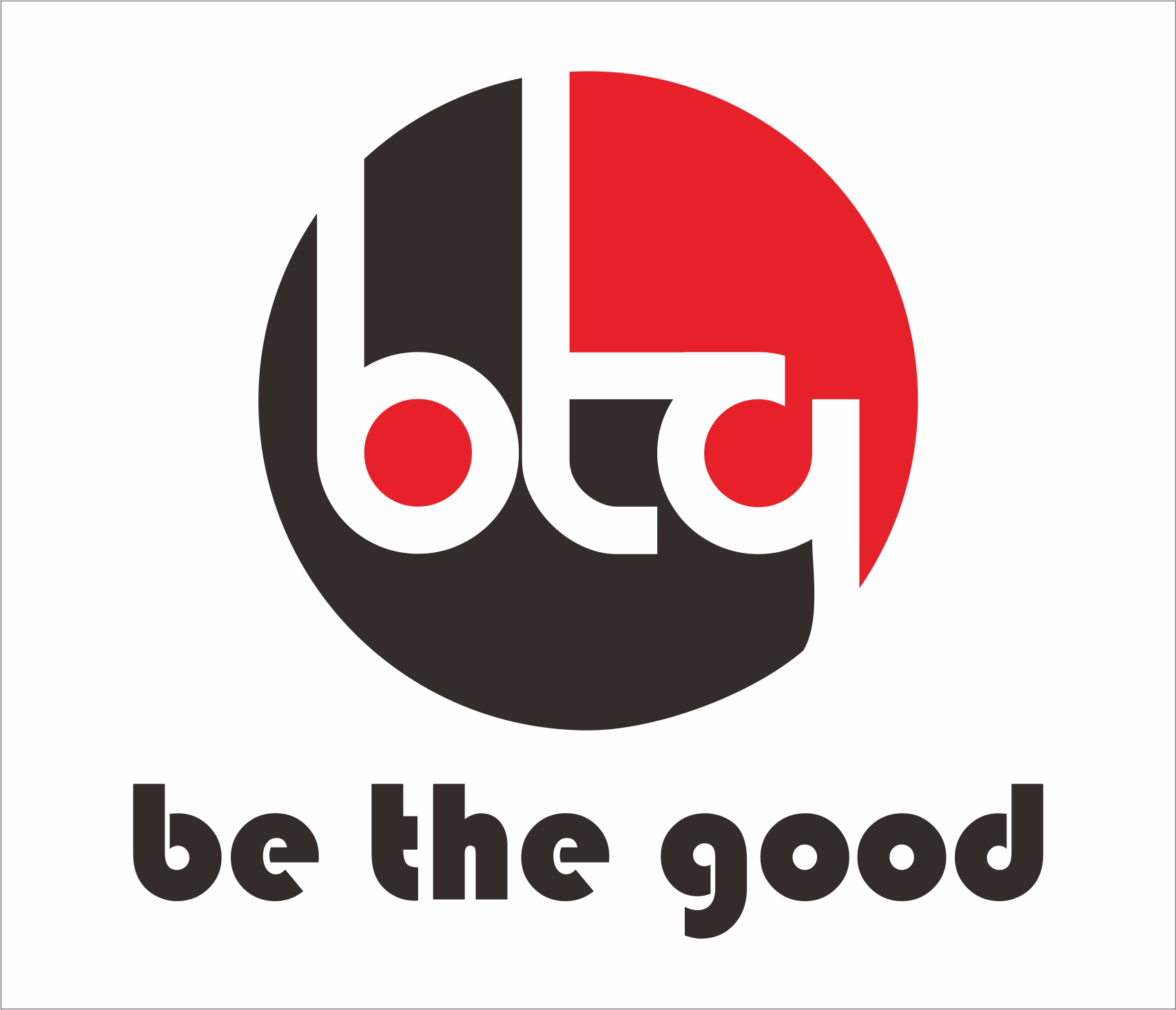 Logo Design by Armada Jamaluddin - Entry No. 104 in the Logo Design Contest New Logo Design for Be the Good.