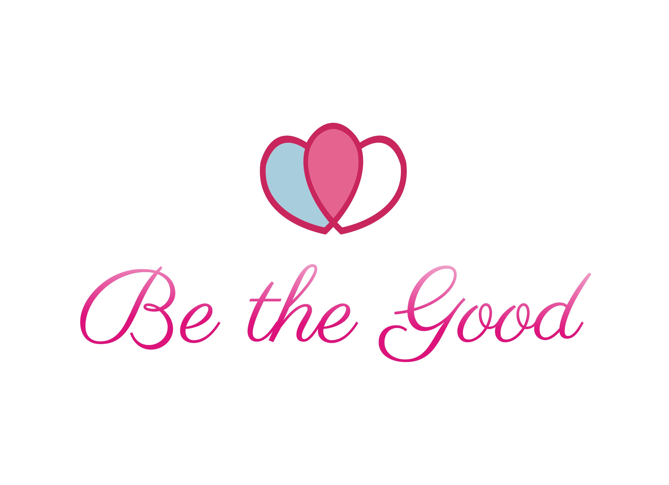 Logo Design by Shailender Kumar - Entry No. 105 in the Logo Design Contest New Logo Design for Be the Good.