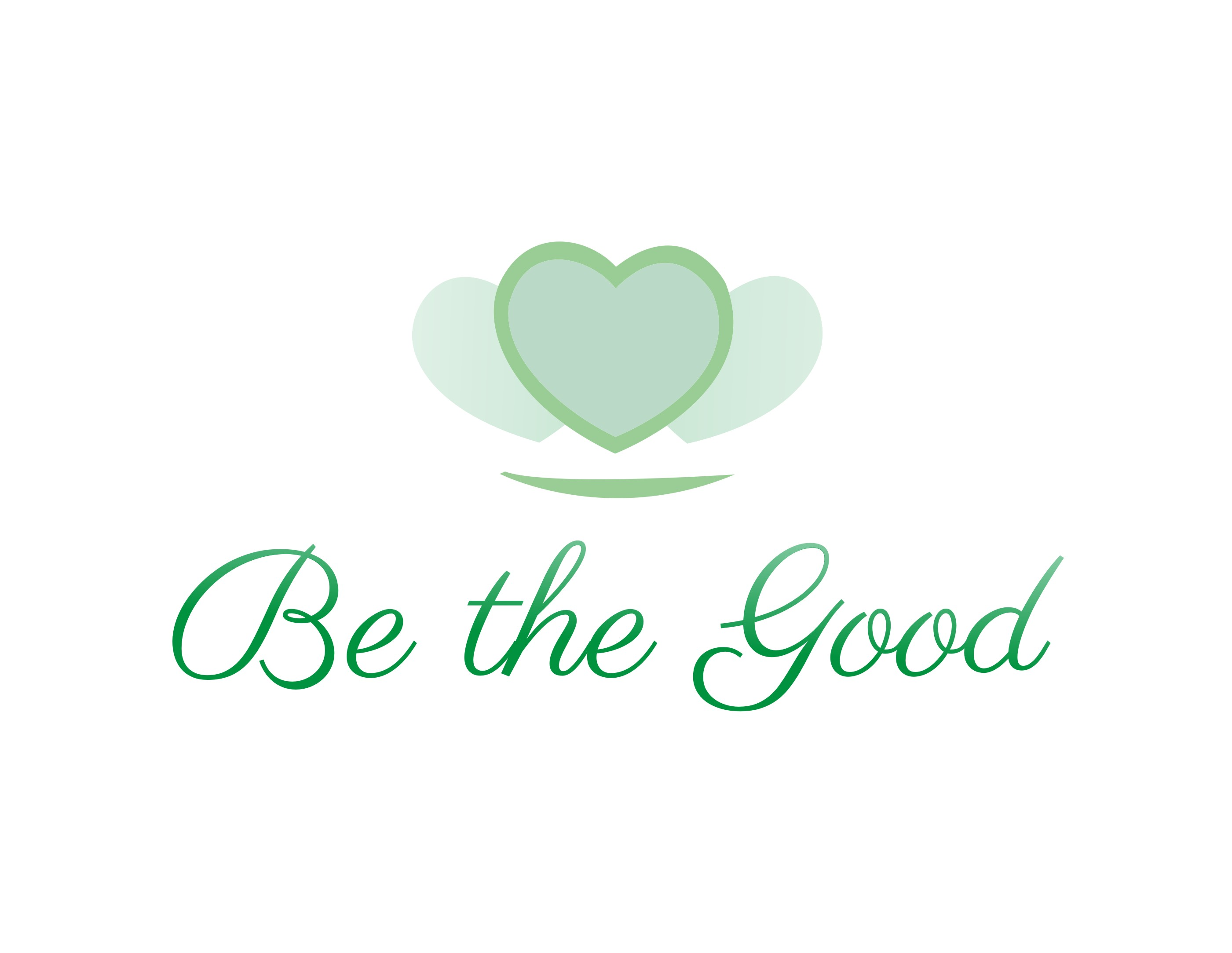 Logo Design by Shailender Kumar - Entry No. 106 in the Logo Design Contest New Logo Design for Be the Good.