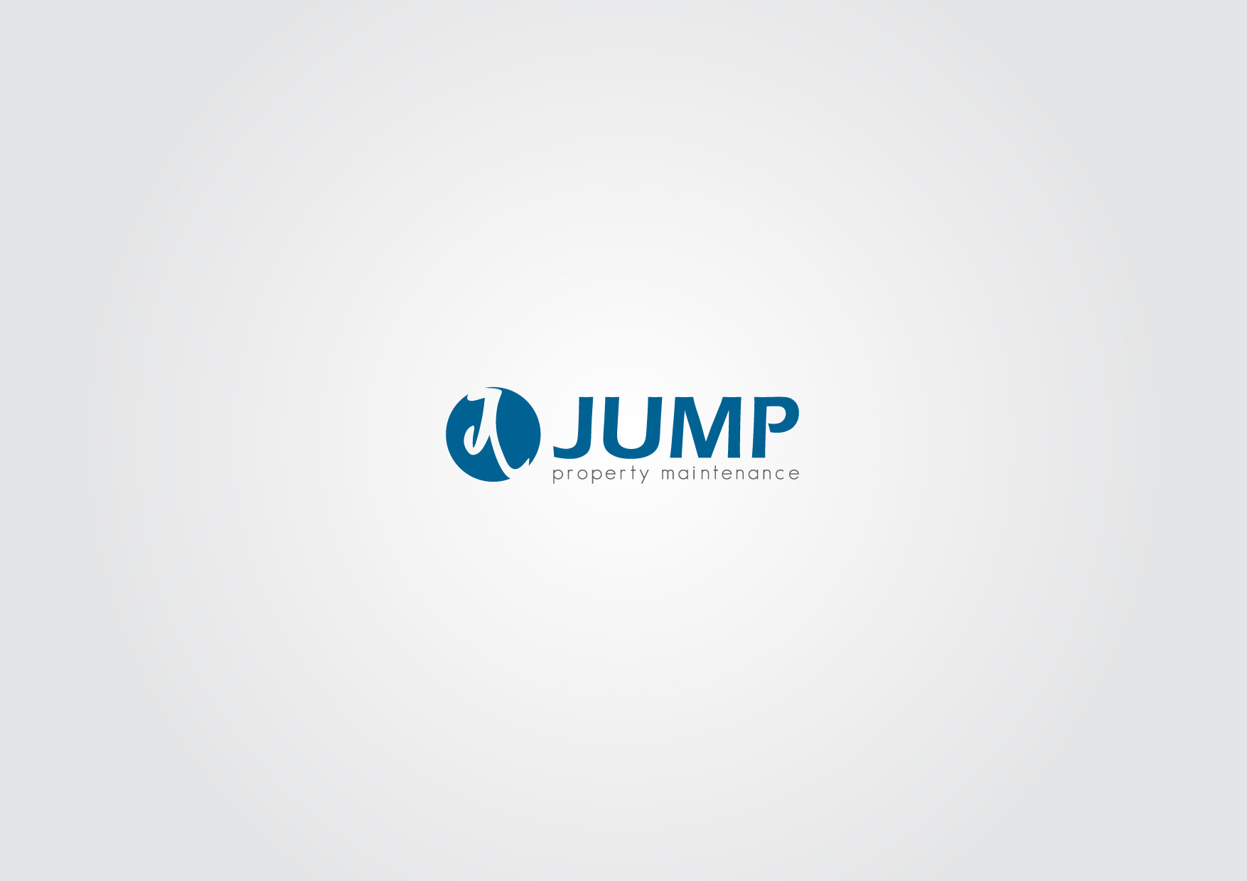 Logo Design by Osi Indra - Entry No. 70 in the Logo Design Contest Creative Logo Design for Jump Property Maintenance.