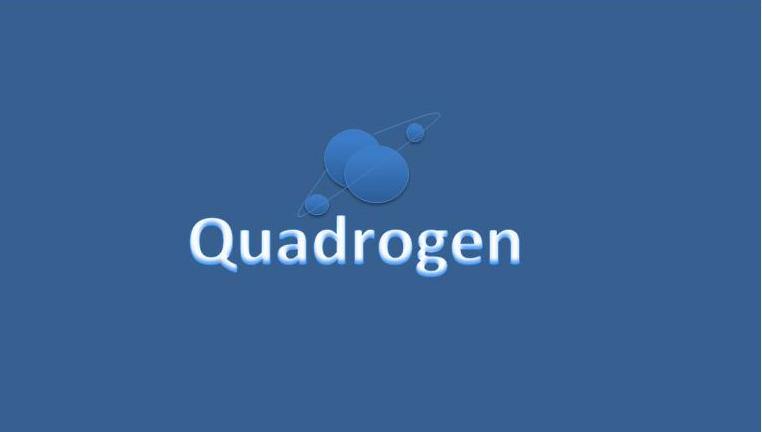 Logo Design by Mercedita Gerna-Castro - Entry No. 15 in the Logo Design Contest New Logo Design for Quadrogen Power Systems, Inc.