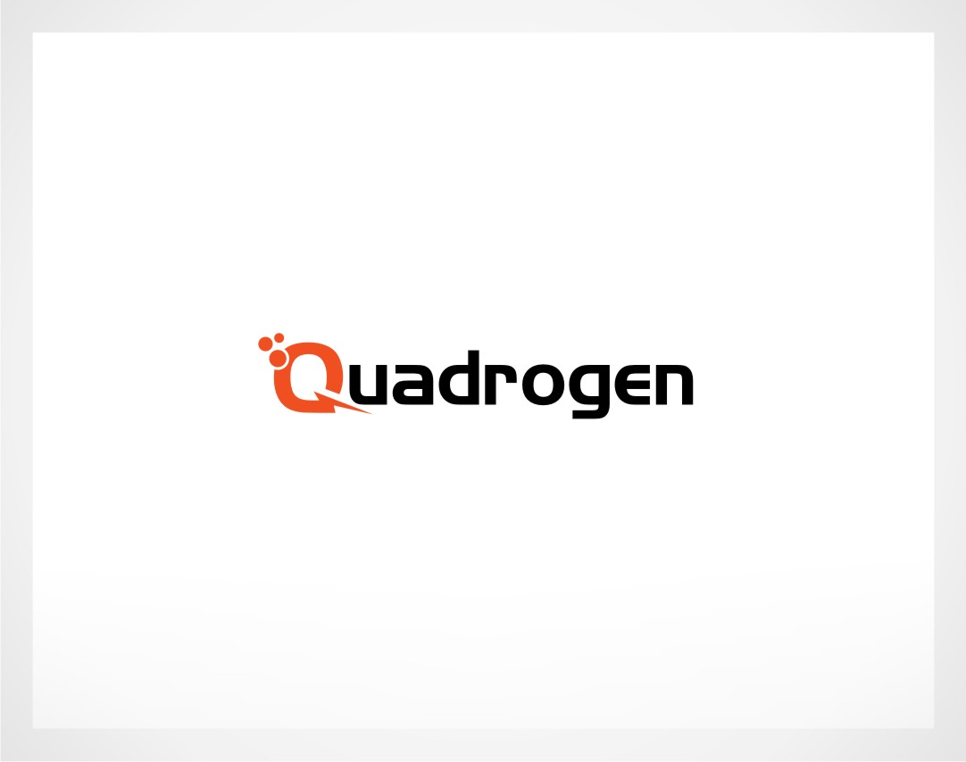 Logo Design by untung - Entry No. 16 in the Logo Design Contest New Logo Design for Quadrogen Power Systems, Inc.