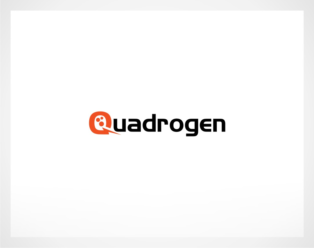 Logo Design by untung - Entry No. 17 in the Logo Design Contest New Logo Design for Quadrogen Power Systems, Inc.
