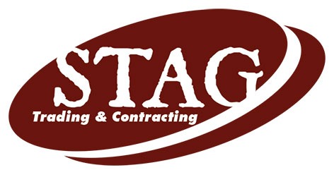 Logo Design by Mohamed Sheikh - Entry No. 72 in the Logo Design Contest Captivating Logo Design for STAG Trading & Contracting.
