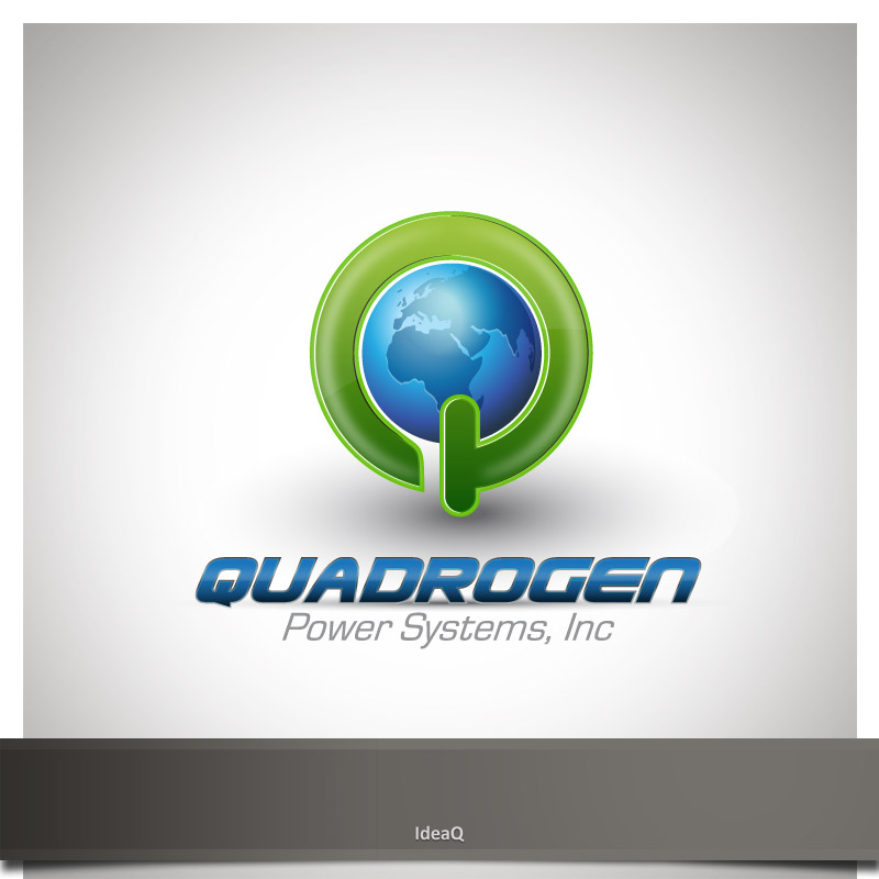 Logo Design by Private User - Entry No. 18 in the Logo Design Contest New Logo Design for Quadrogen Power Systems, Inc.