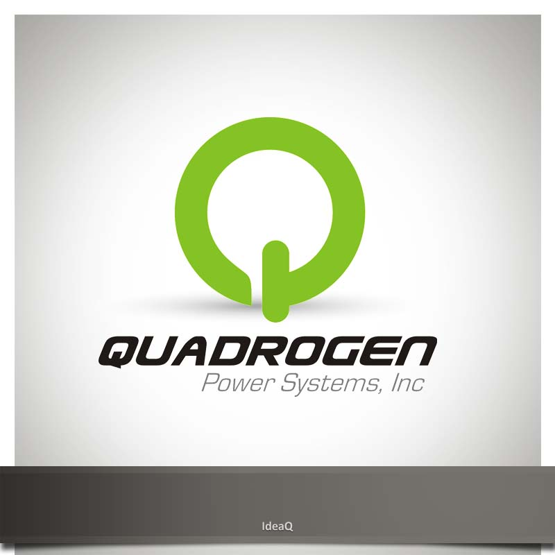Logo Design by Private User - Entry No. 19 in the Logo Design Contest New Logo Design for Quadrogen Power Systems, Inc.