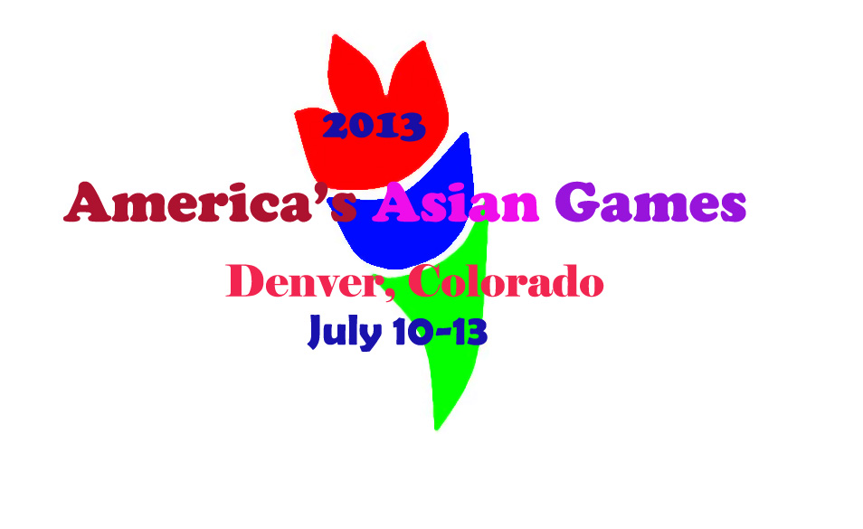 Logo Design by Mercedita Gerna-Castro - Entry No. 4 in the Logo Design Contest New Logo Design for America's Asian Games.