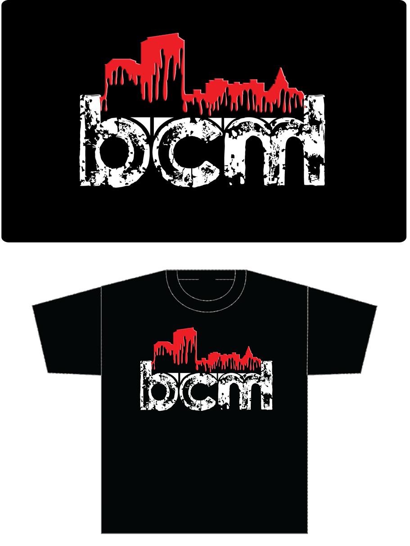 Logo Design by robken0174 - Entry No. 47 in the Logo Design Contest New Logo Design for Bridge City Massacre.