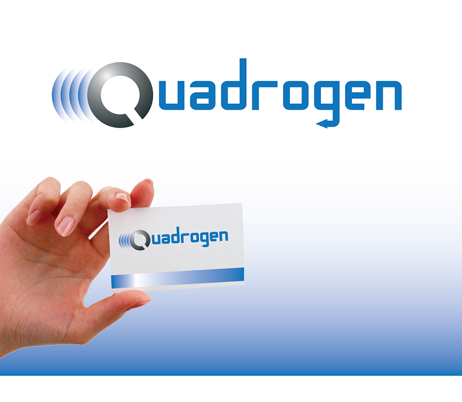 Logo Design by robken0174 - Entry No. 21 in the Logo Design Contest New Logo Design for Quadrogen Power Systems, Inc.
