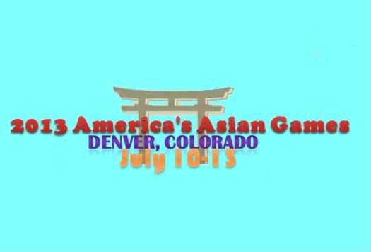 Logo Design by Mercedita Gerna-Castro - Entry No. 6 in the Logo Design Contest New Logo Design for America's Asian Games.