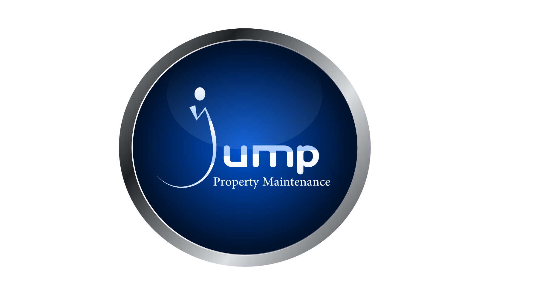 Logo Design by Arindam Khanda - Entry No. 77 in the Logo Design Contest Creative Logo Design for Jump Property Maintenance.