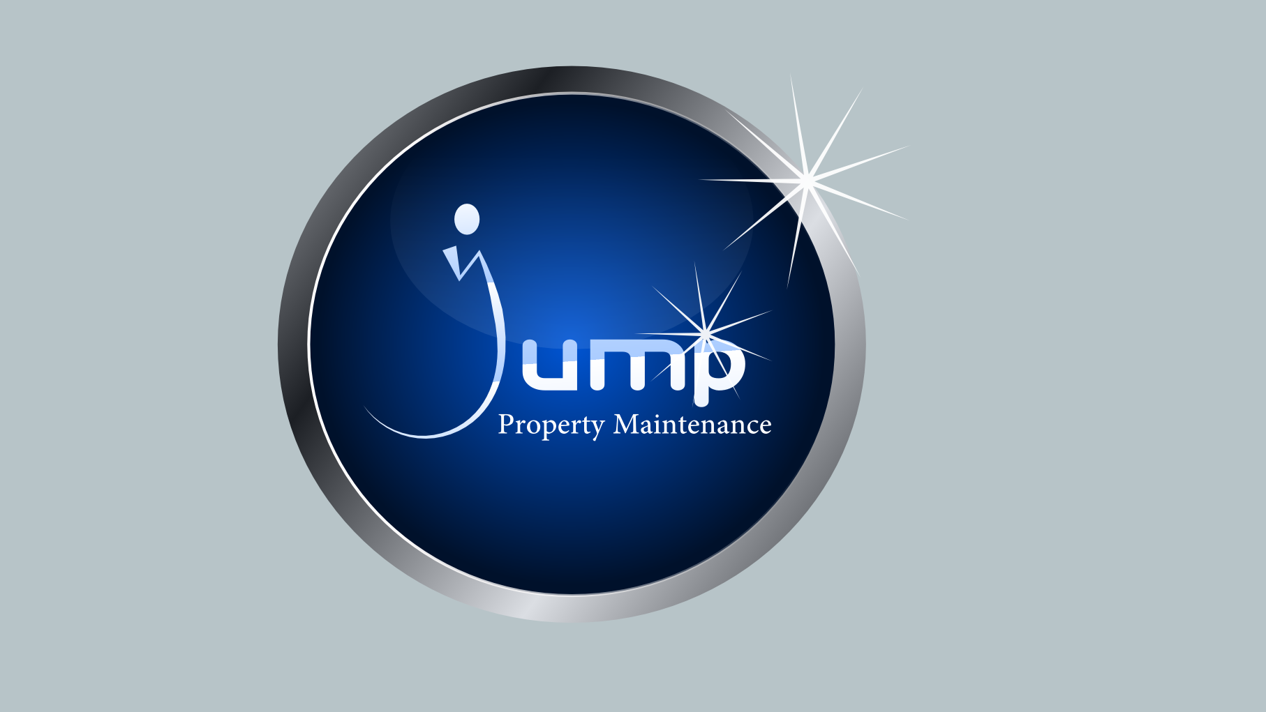 Logo Design by Arindam Khanda - Entry No. 78 in the Logo Design Contest Creative Logo Design for Jump Property Maintenance.