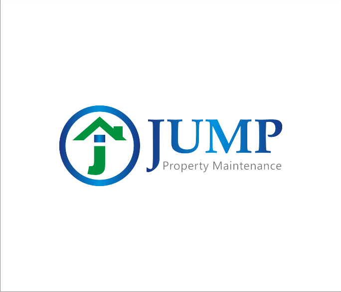 Logo Design by Armada Jamaluddin - Entry No. 82 in the Logo Design Contest Creative Logo Design for Jump Property Maintenance.