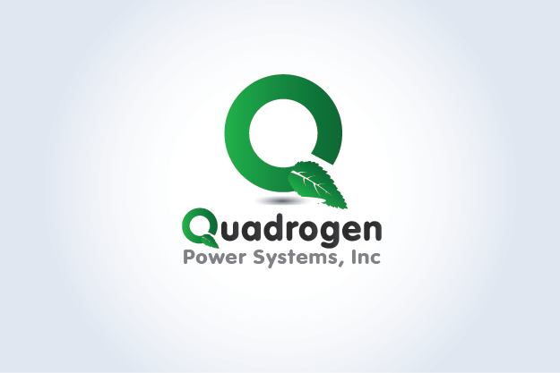 Logo Design by Private User - Entry No. 22 in the Logo Design Contest New Logo Design for Quadrogen Power Systems, Inc.