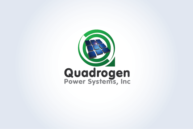 Logo Design by Private User - Entry No. 23 in the Logo Design Contest New Logo Design for Quadrogen Power Systems, Inc.