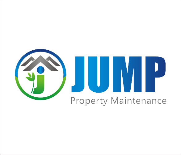 Logo Design by Armada Jamaluddin - Entry No. 84 in the Logo Design Contest Creative Logo Design for Jump Property Maintenance.