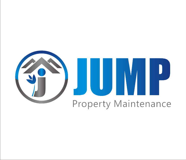 Logo Design by Armada Jamaluddin - Entry No. 85 in the Logo Design Contest Creative Logo Design for Jump Property Maintenance.