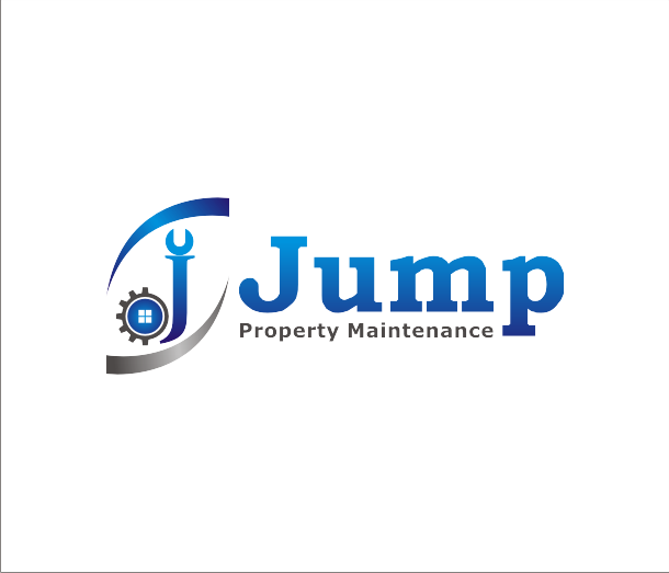 Logo Design by Armada Jamaluddin - Entry No. 88 in the Logo Design Contest Creative Logo Design for Jump Property Maintenance.