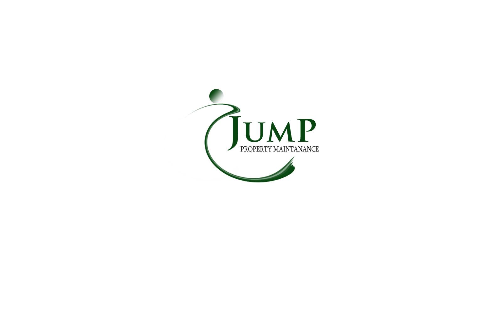 Logo Design by Dhruv Rajvansh - Entry No. 95 in the Logo Design Contest Creative Logo Design for Jump Property Maintenance.