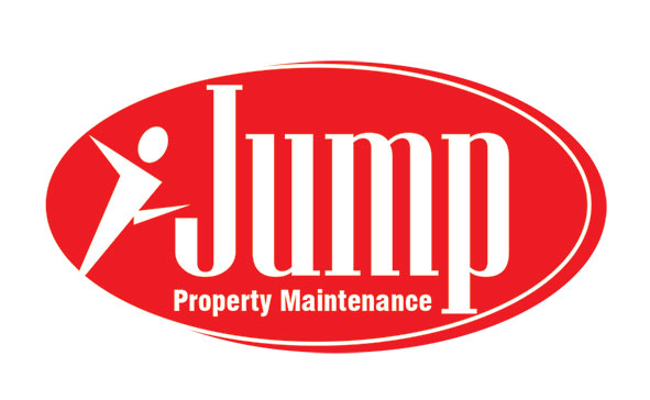 Logo Design by Mohamed Sheikh - Entry No. 96 in the Logo Design Contest Creative Logo Design for Jump Property Maintenance.